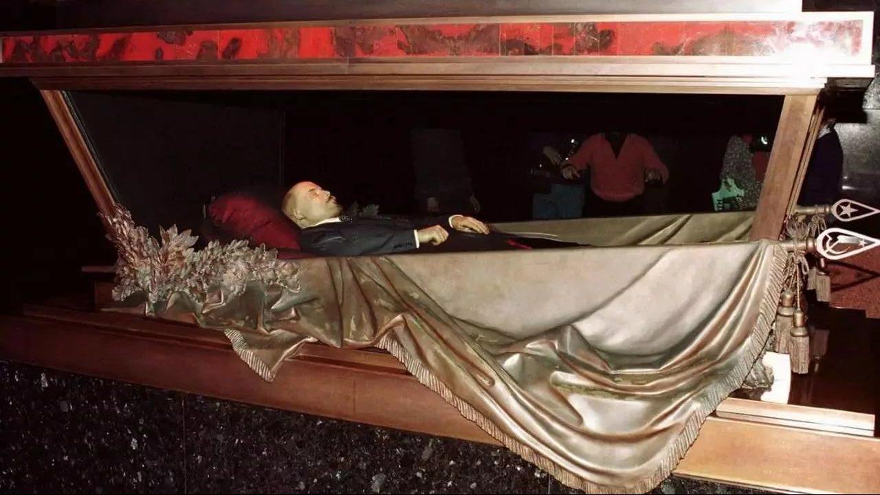 перезахоронения останков Владимира Ленина