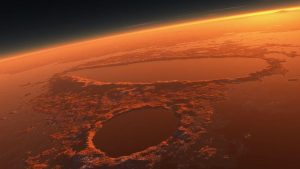 Исследователи из США предложили создать озеро на Марсе