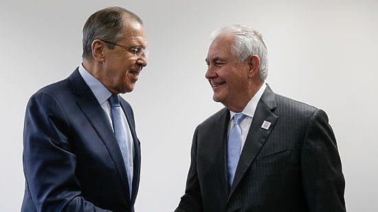 Главы ведомств России и США провели конструктивный диалог