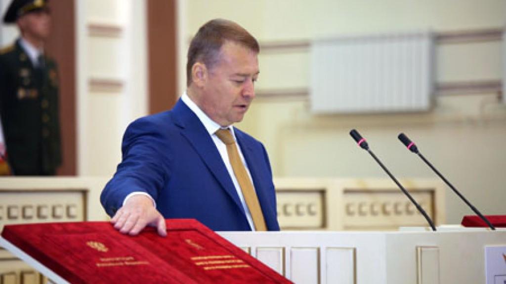 Бывшего главу Республики Марий Эл задержали за взятку