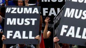 Остановить коррупцию в стране. Тысяча жителей ЮАР вышли на улицу с акцией протеста