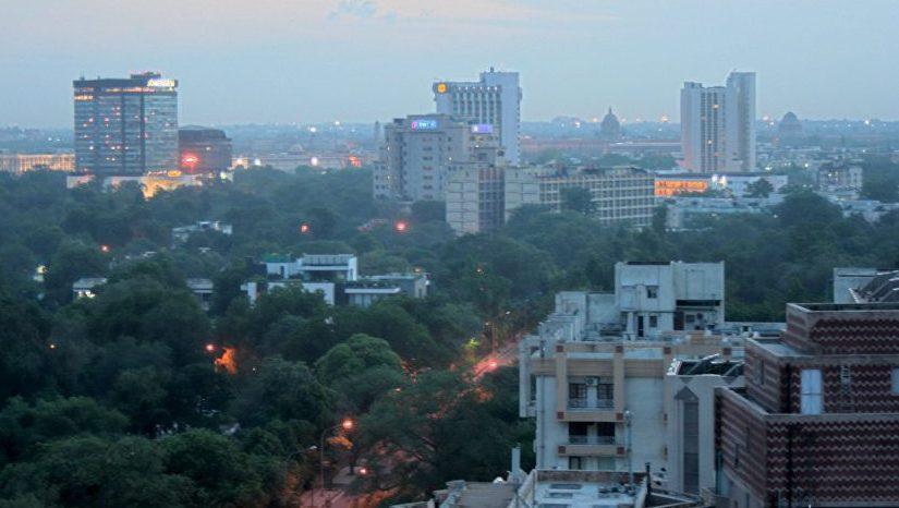 В Индии министры отказались от мигалок на автомобилях ради демократии