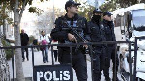 Пять подозреваемых в подготовке терактов задержаны в Турции