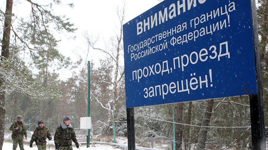 В Литве на границе с Россией нашли противопехотную мину