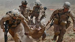 В Афганистане погибли 140 военнослужащих