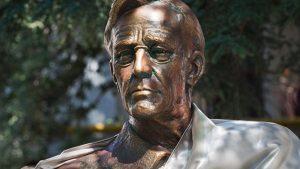 Франклину Рузвельту из США открыли памятник в Ялте