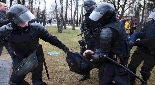 задержали в Питербурге
