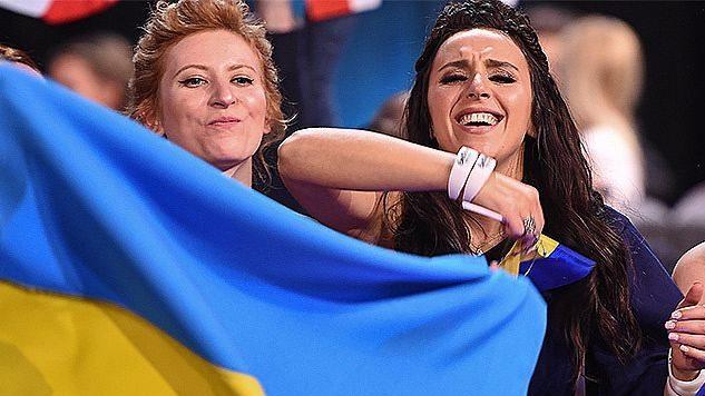Встретит гостей Евровидения город Киев