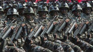 Северная Корея готова к войне с США