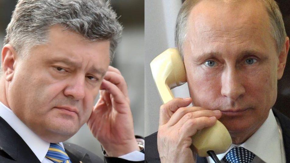 Тайные разговоры Путина