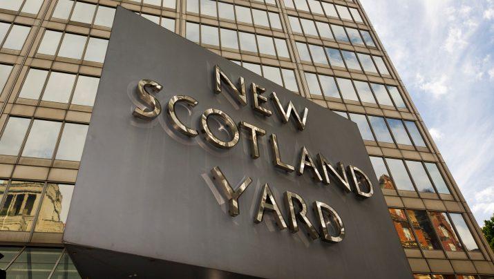 в Лондоне произошло нападение