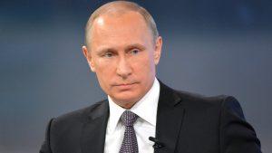 Президент РФ выразил соболезнования главе Киргизии