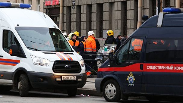 В Подмосковье задержали подозреваемого в теракте 3 апреля