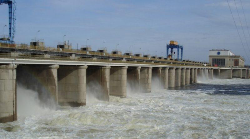 Украина блокирует подачу воды на Крымский полуостров