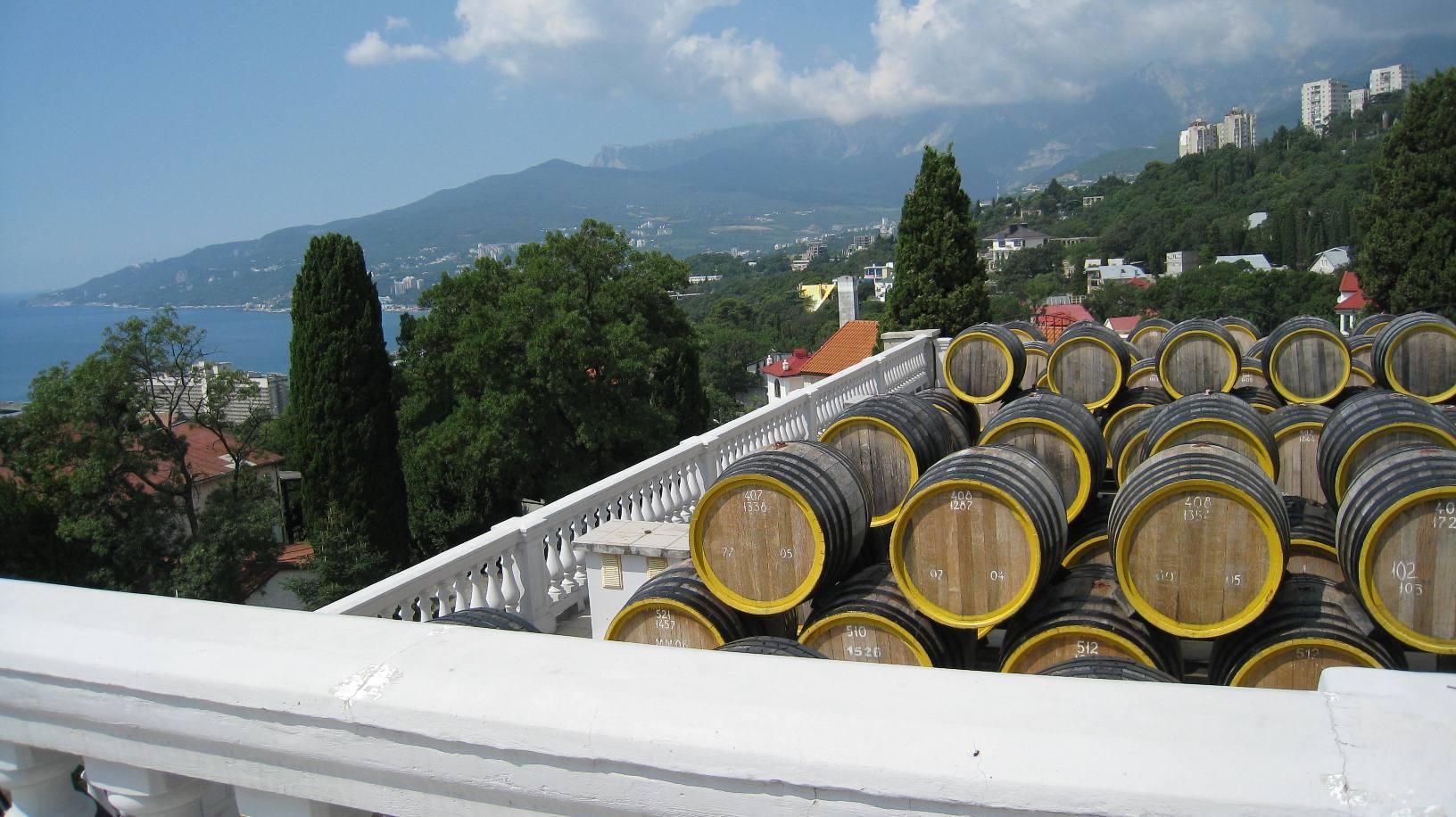 Снятие вин «Массандры» с выставки в Италии