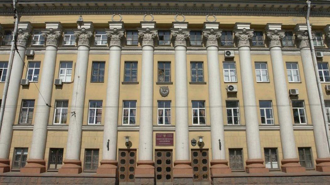 Курсант Петербургского ВКА был задержан по подозрению в терроризме