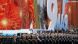 Россия готовится к празднованию Дня Победы