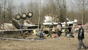 Польша обнародовала данные о крушении самолета Качиньского