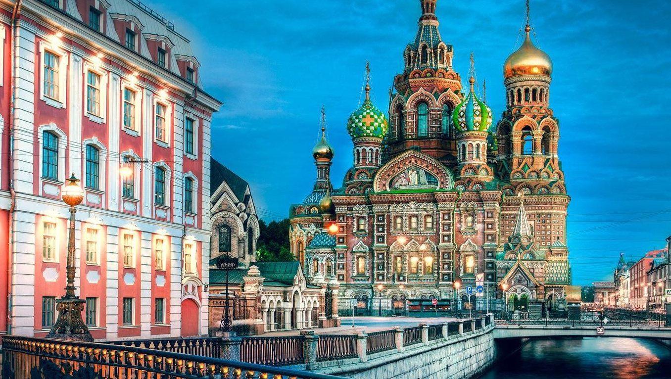 Топ 5 самых красивых городов России