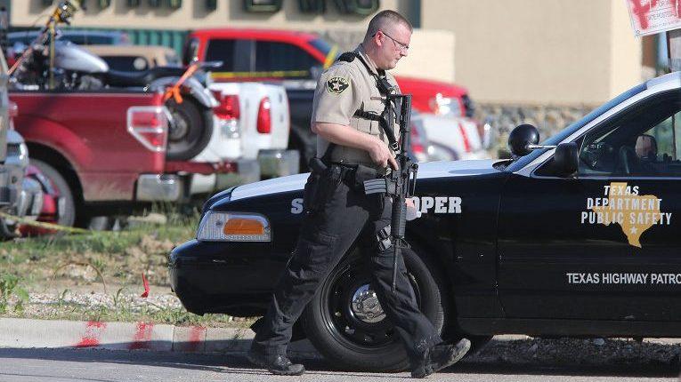 В Техасе уволили офицера полиции