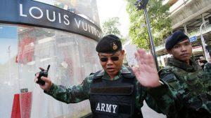 Власти Таиланда решили усилить меры безопасности в стране.