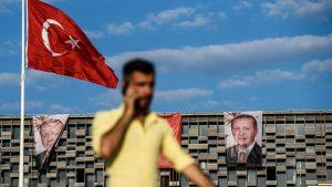Политубежище турецким военным