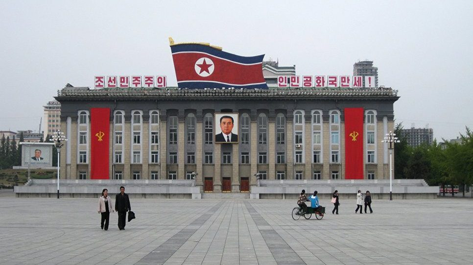 СМИ узнали, что компании из Китая и КНДР сотрудничали в обход санкций ООН