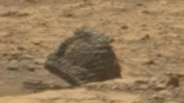На марсианских снимках обнаружили кассовый аппарат