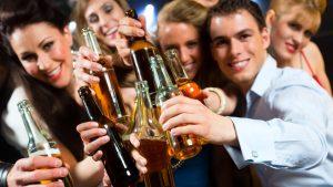 Литву назвали самой пьющей страной в мире