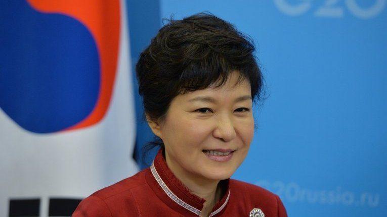 Экс-глава Южной Кореи Пак Кын Хе