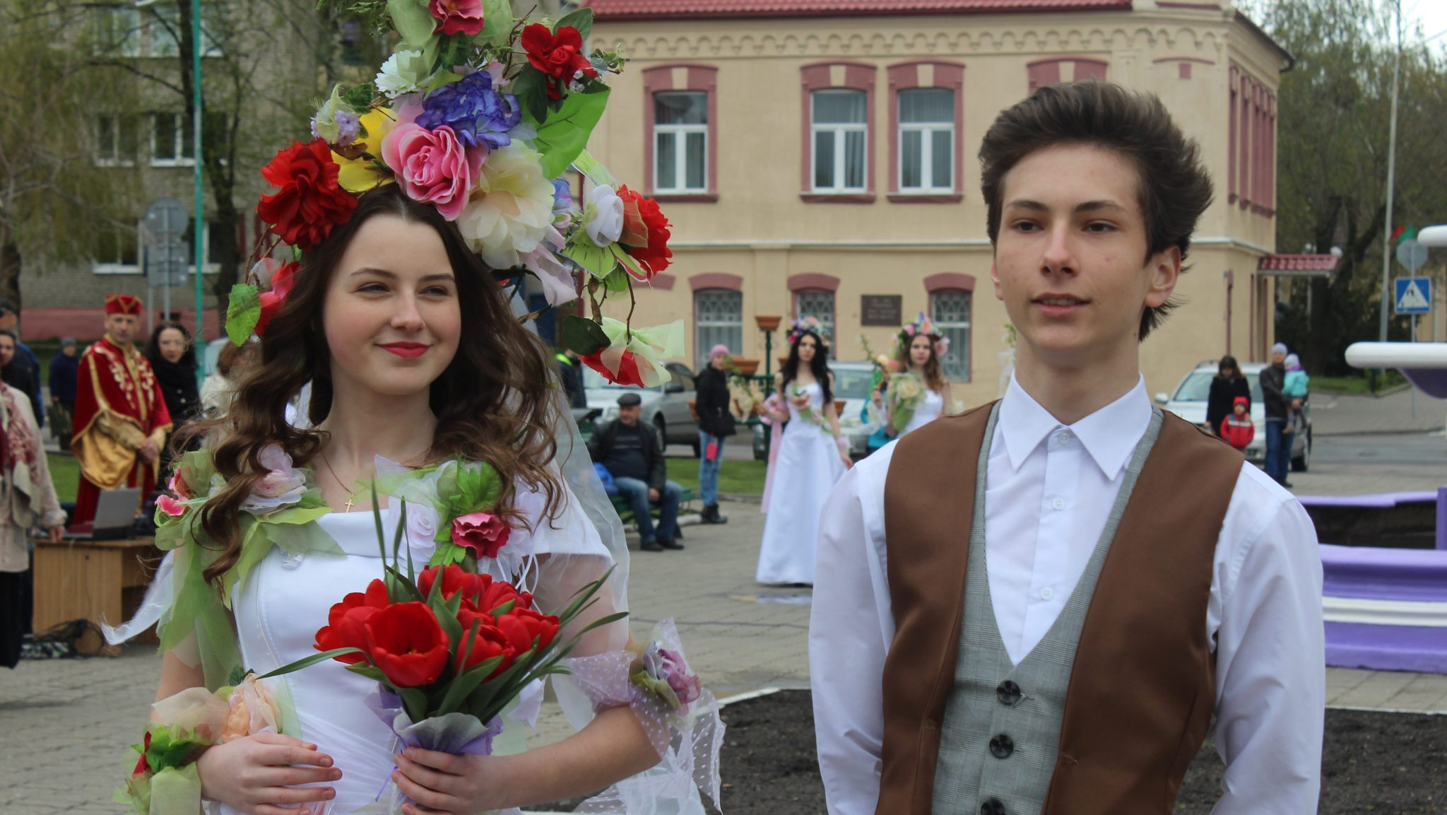 Праздник 1 мая. Фоторепортаж с белорусского дня труда