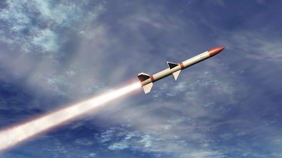 В 500 км от России упала баллистическая ракета КНДР