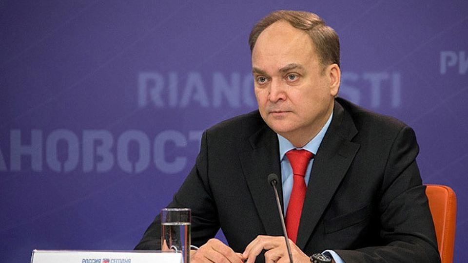 Антонов скорее всего станет новым послом РФ в США