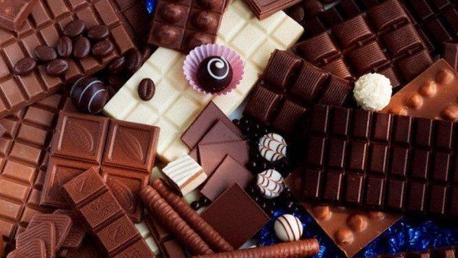 Украина вводит пошлины на российский шоколад