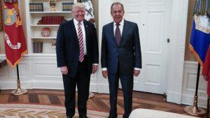 итоги встречи Трампа и Лаврова