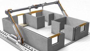 С помощью 3D-принтеров уже можно строить дома