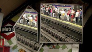 машинисты метро