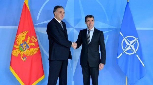 Черногория официально вступила в НАТО