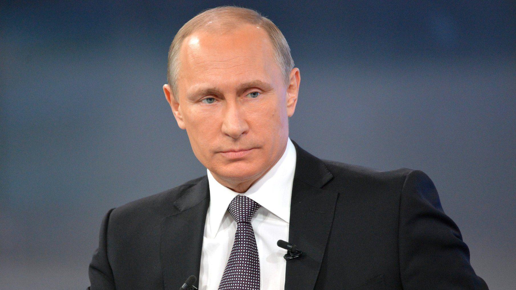 """Интервью Путина"""