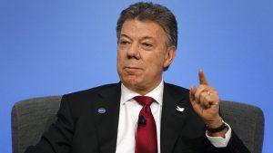 Лидер Колумбии