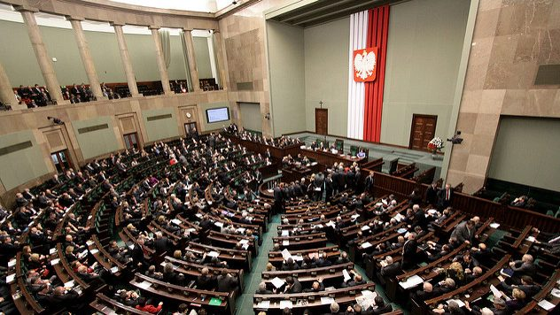 решение польского парламента о сносе памятников Красной Армии