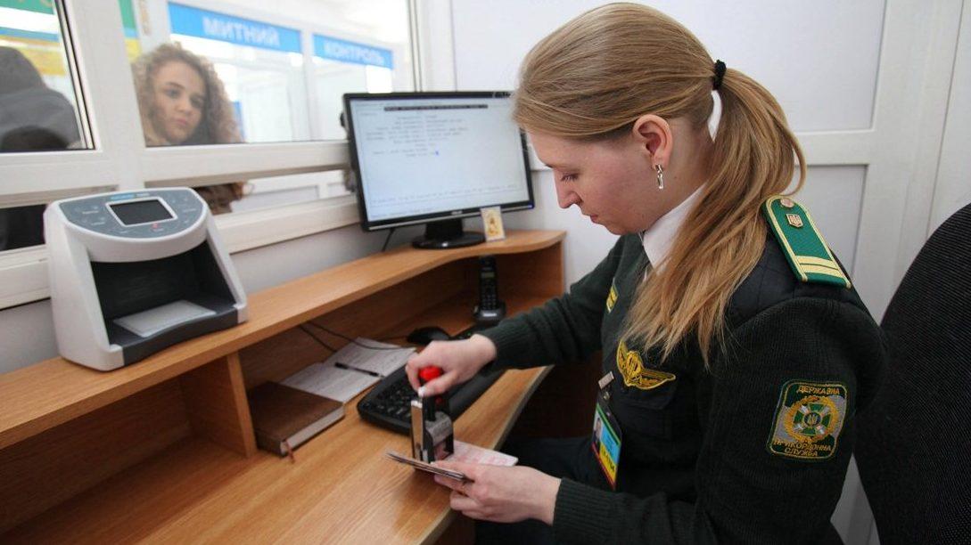 Безвизовый режим заработал в Украине