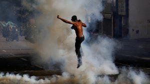 В Венесуэле прошли массовые протесты