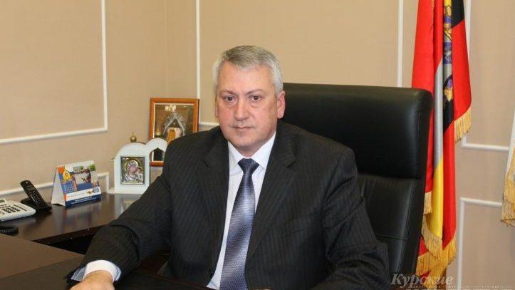 Замгубернатора Курской области подозревается