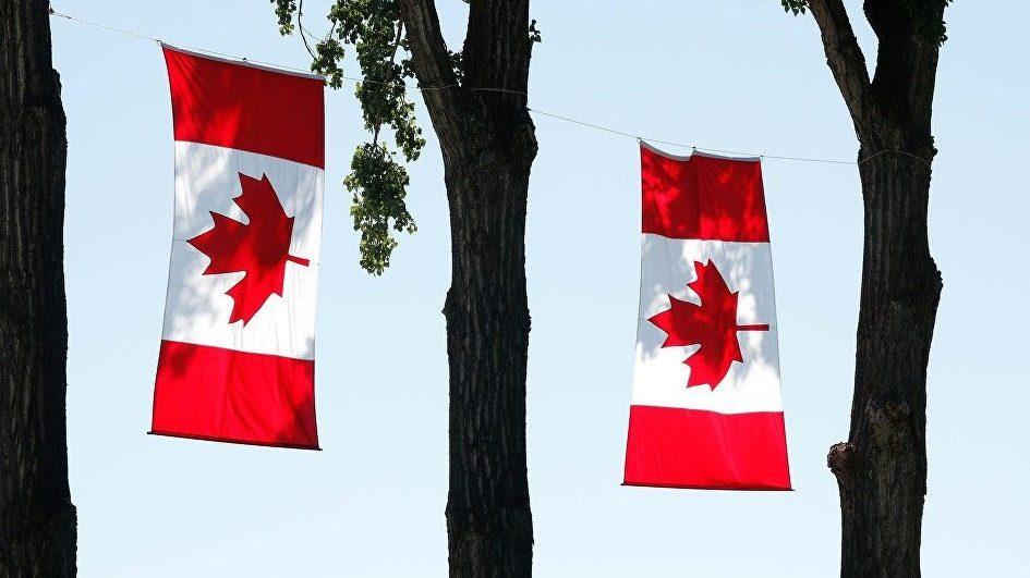 разрешение у канадских властей