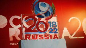 чемпионата мира-2018 в России