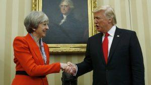 Трамп принял решение отложить государственный визит в Великобританию