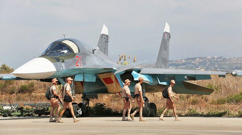 нанесены удары авиации по объектам
