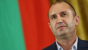 Румен Радев, глава Болгарии