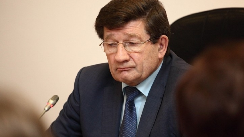 Мэр Омска